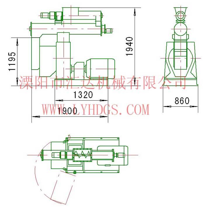SZLH350制粒机
