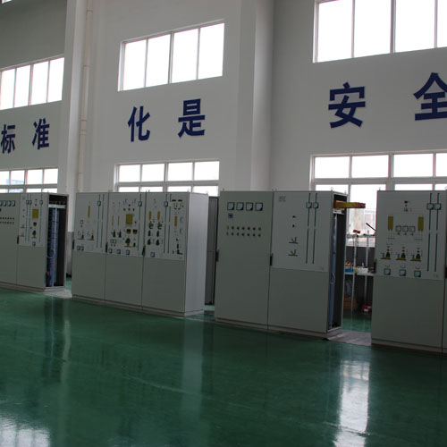 Electric control cubicle