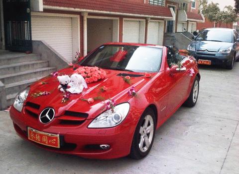 杭州奔驰婚车租赁