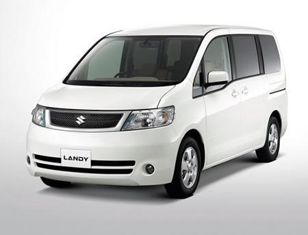 杭州landy面包车租赁