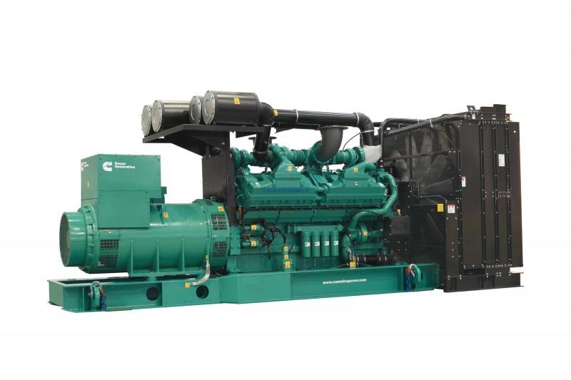 重庆康明斯发电机组 1200KW