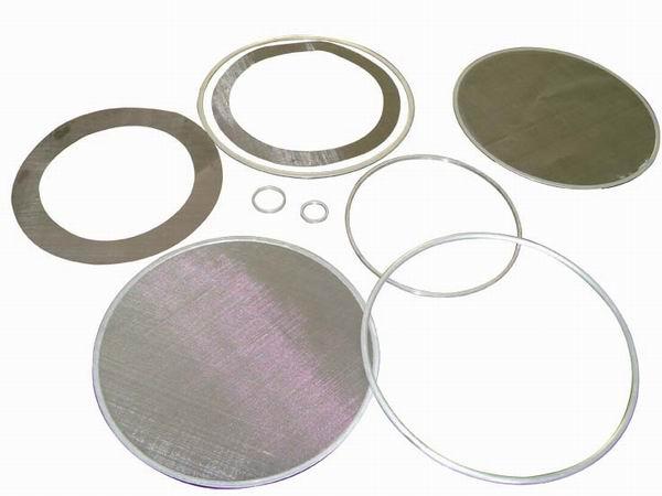 氨纶纺丝组件滤网