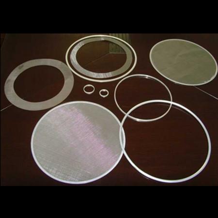短丝纺丝组件滤网