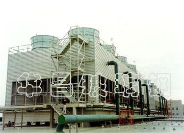 横流式玻璃钢冷却塔型号代码及意义