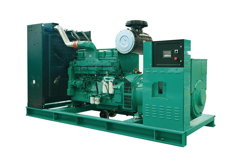 重庆康明斯发电机组500KW