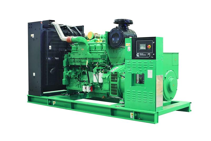 重庆康明斯发电机组  400KW