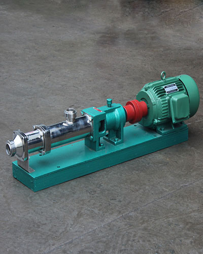 GS-type screw pump