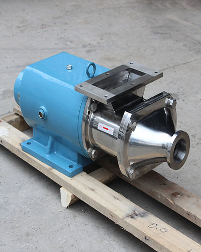 Parallel displacement pump