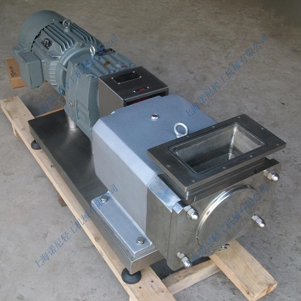 高粘度转子泵
