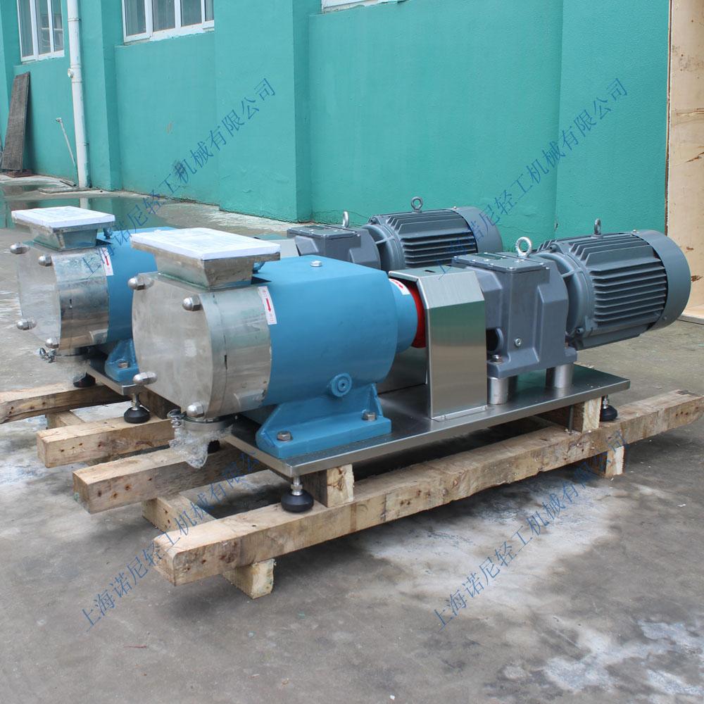 TR-110馅料转子泵