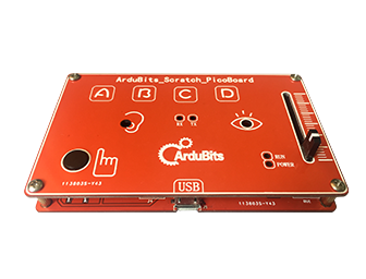 ArduBits测控板