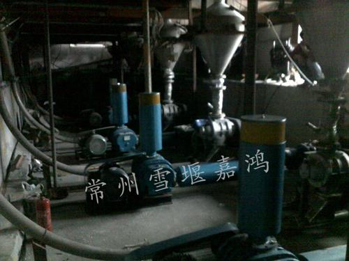 气力输送系统设计的相关计算
