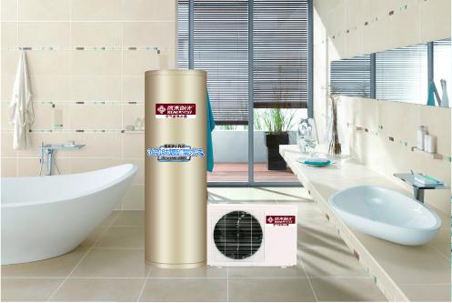 分体式空气能热泵