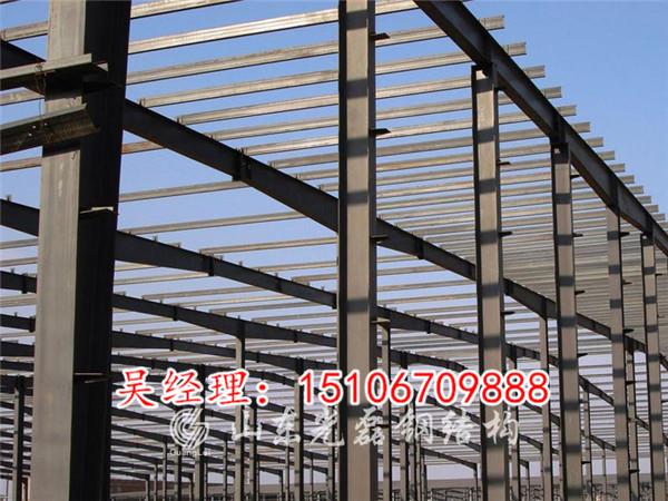 钢结构网架建设
