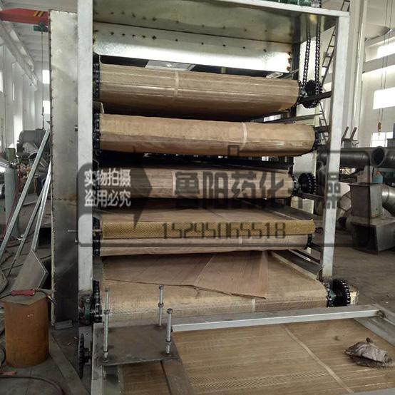 DWC多层带式干燥机