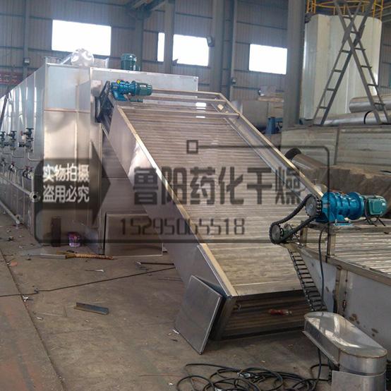 不锈钢网带式干燥机