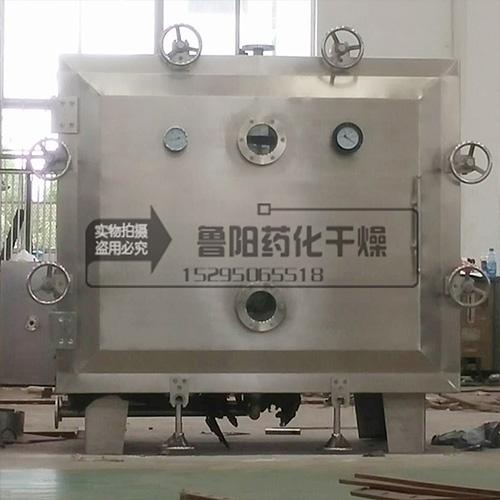 FZG方形静态真空干燥机