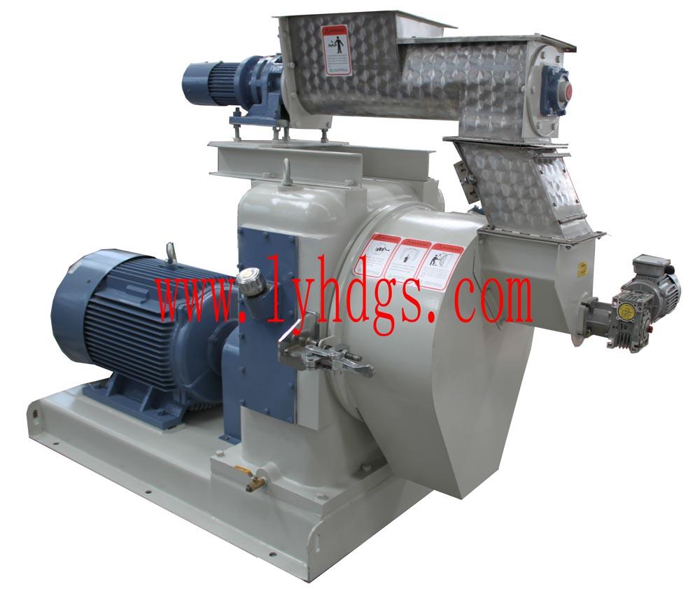 HUIDA- SZLH25 Pellet Mill