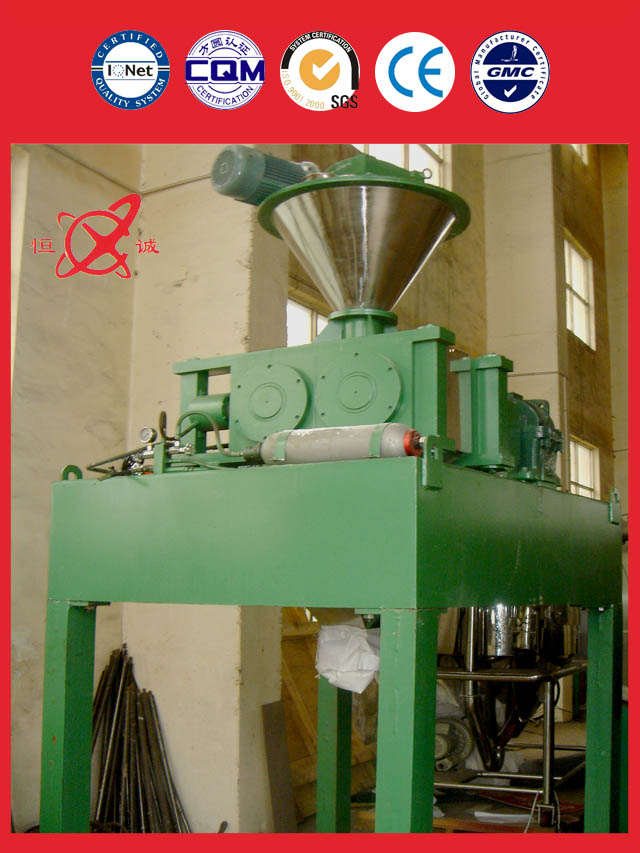 roll compactor granulator equipment