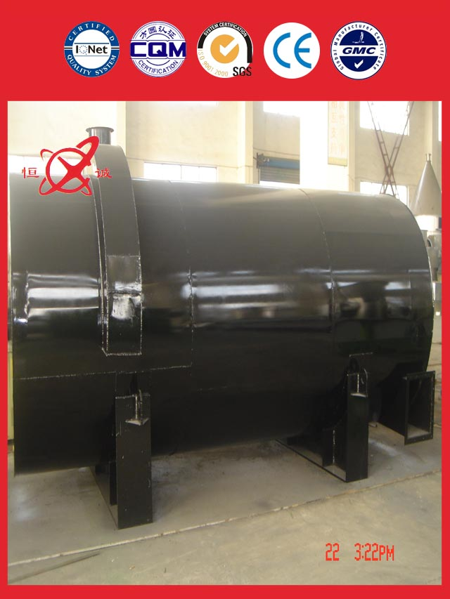 fuel oil fired hot air furnace equipment