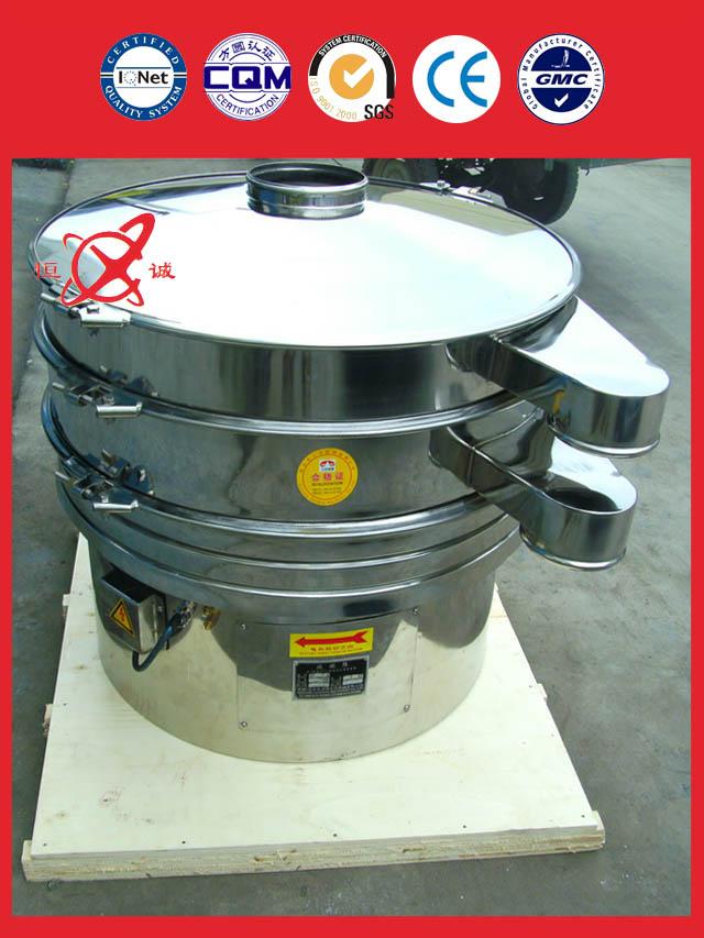 sourcing Round Vibrating Sieve Machine