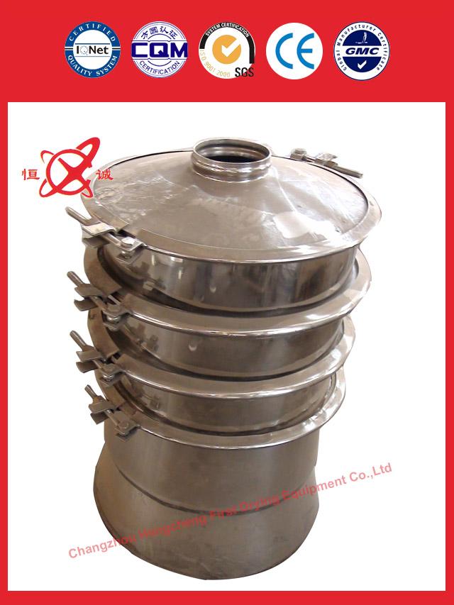 wholesale Round Vibrating Sieve Machine