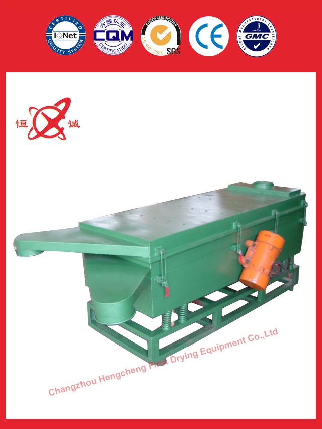 Square Vibrating Sieve Machine with low price