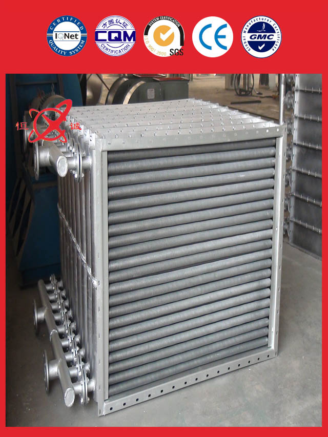 Steam Heating Exchanger Hot Air Furnace Equipment manufacture
