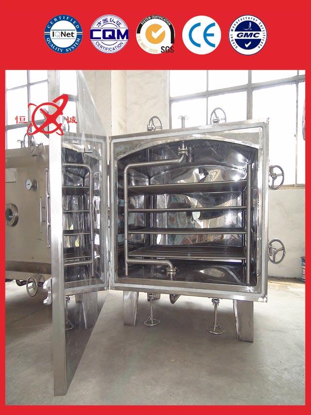 best sale vacuum tray dryer equipment