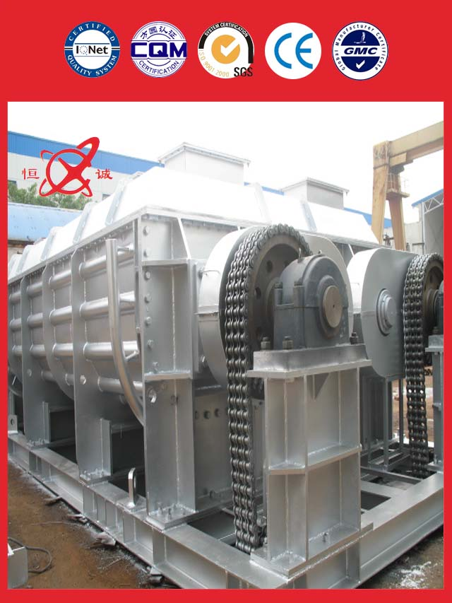 paddle dryer equipment of sale
