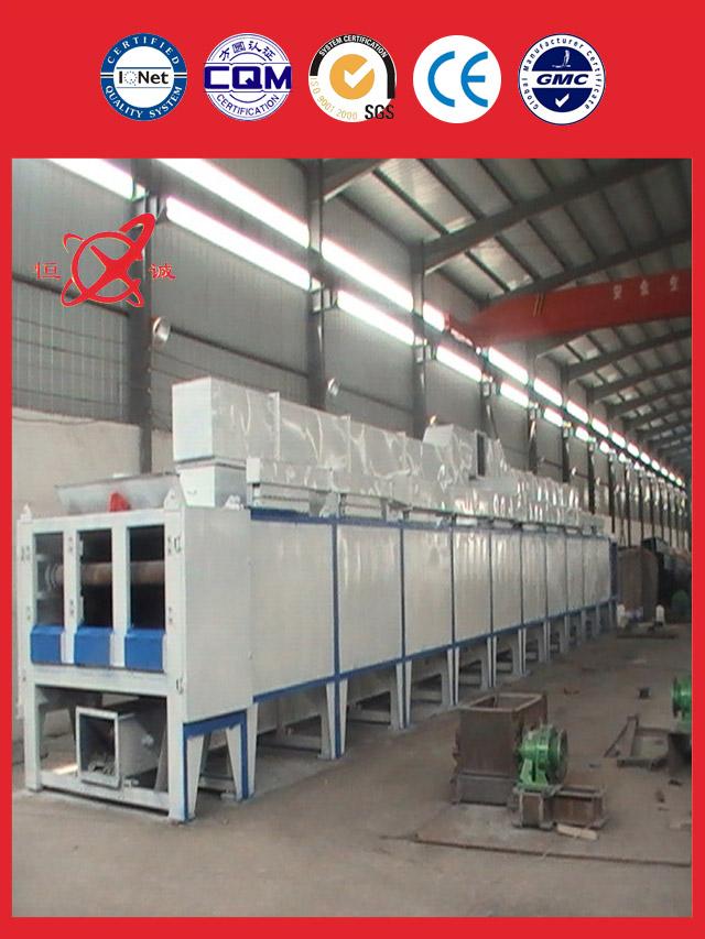 mesh belt dryer equipment for distributor