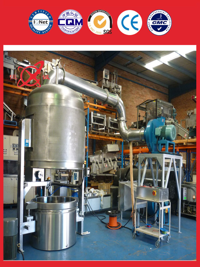 fluid bed dryer equipment in china