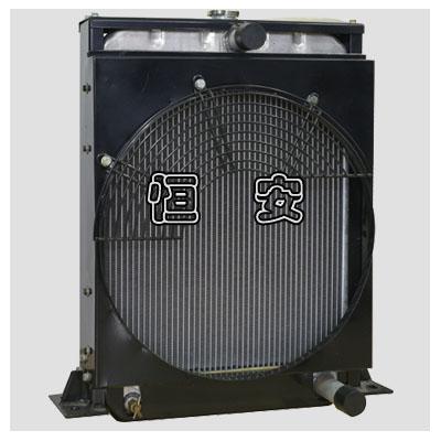收获机用散热器
