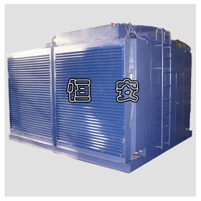 发电机组房式冷却系统