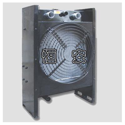 发电机组立式冷却系统