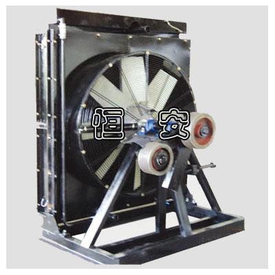 發電機組立式冷卻系統