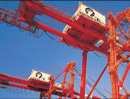 港口机械运输