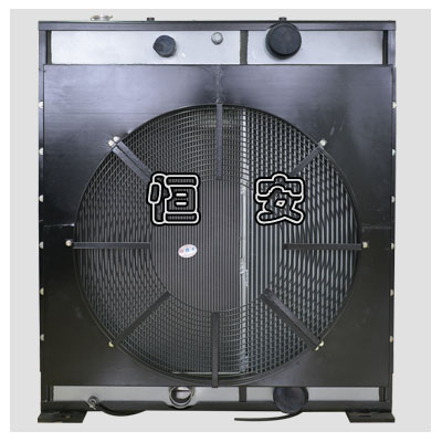 Vertical cooling system
