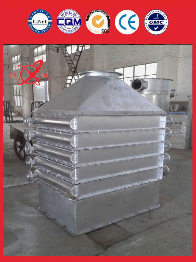 Steam Heating Exchanger Hot Air Furnace Equipment in china