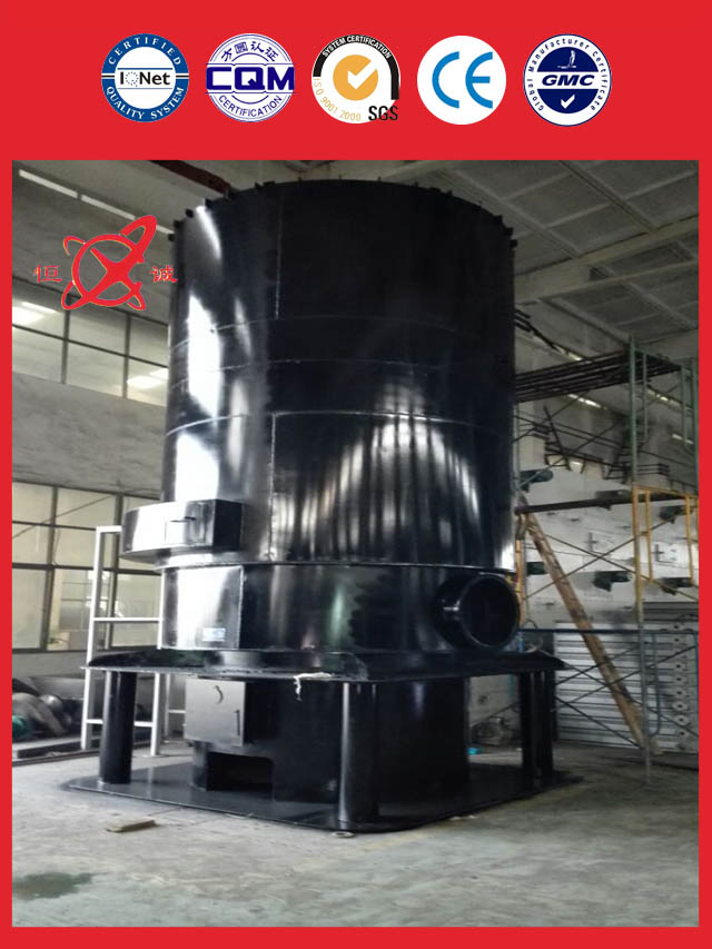 Manual Type Coal Fired Hot Air Furnace Equipment project