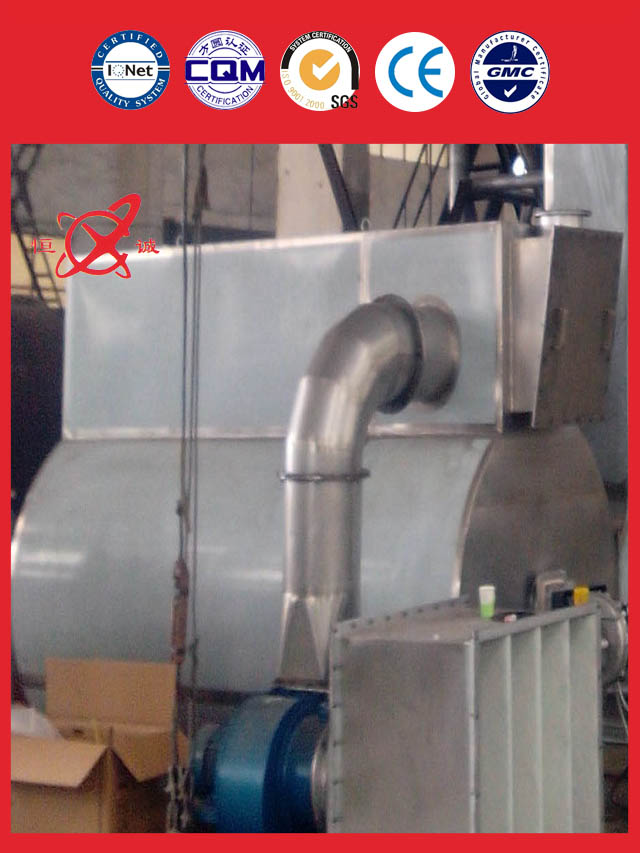 Gas Fired Hot Air Furnace Equipment