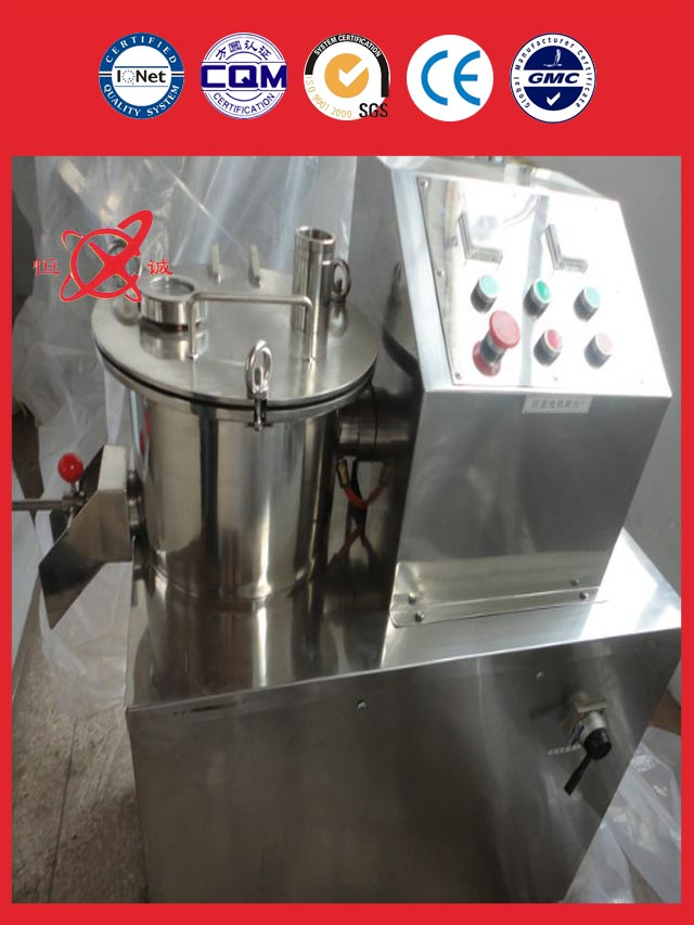 Round Ball Granulator Equipment with low price