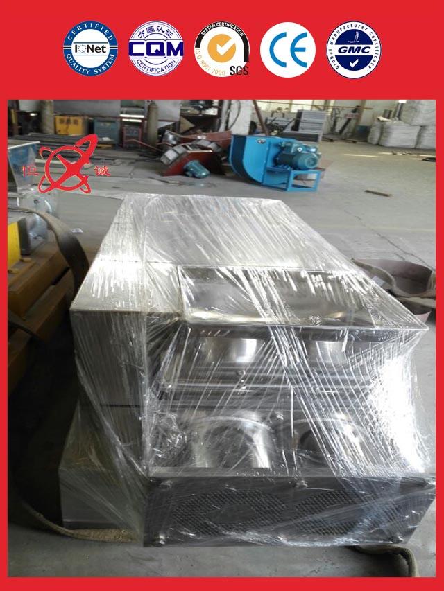 Twin Screw Extrusion Granulator Equipment in china
