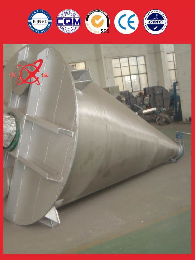 Conical Screw Mixer Equipment system