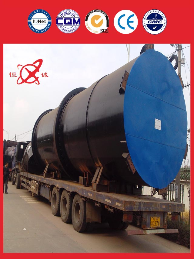 Rotary Kiln Dryer Equipment of sale
