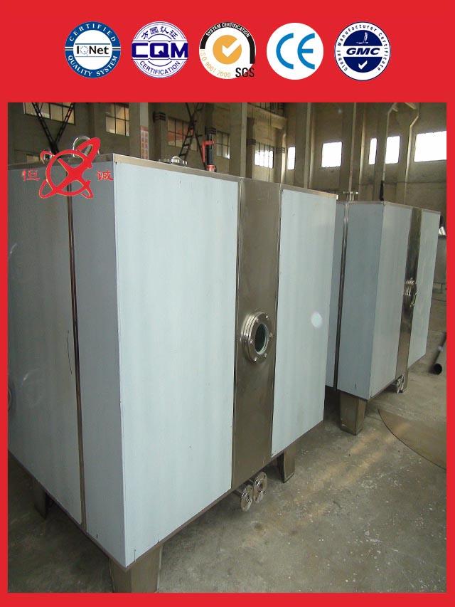 Vacuum Tray Dryer Equipment in china
