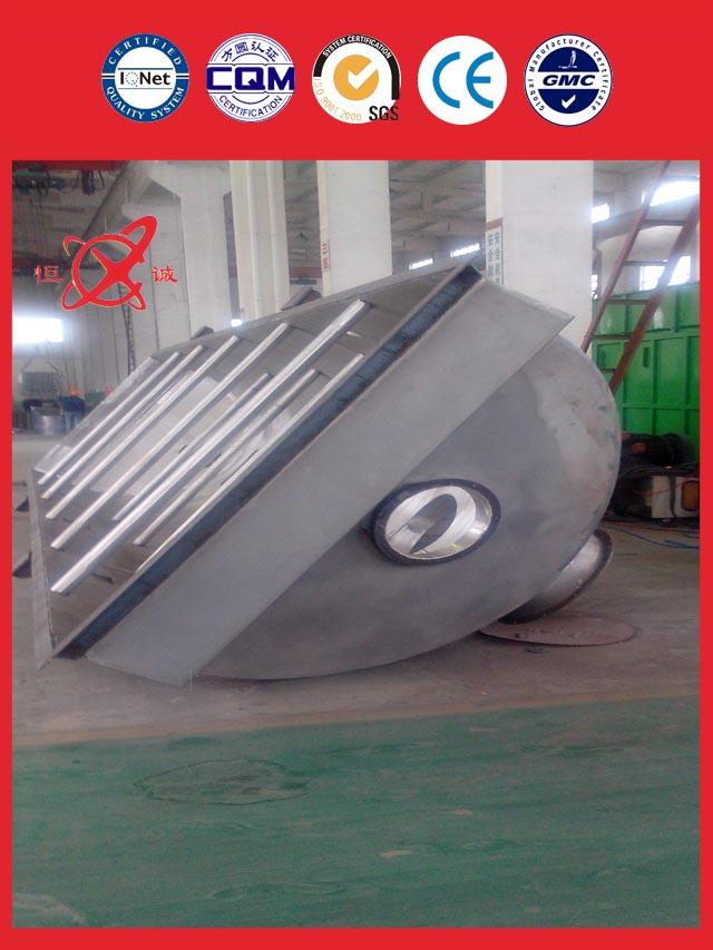 Vibrating Fluid Bed Dryer Equipment system