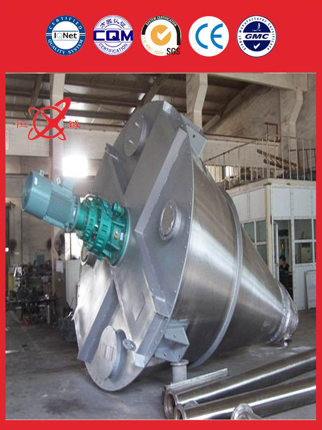 Conical Screw Mixer Equipment for distributor