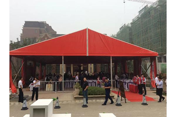 优质展览篷房---选郑州通创帐篷