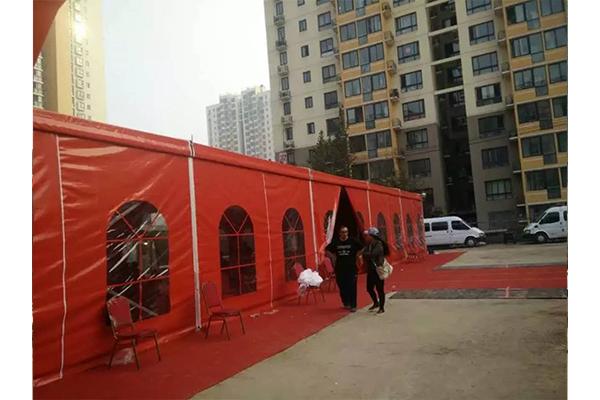优质展览篷房厂家---选郑州通创帐篷